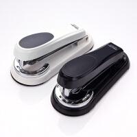 得力订书机 0333可旋转订书机 骑马钉 12号针多功能订书器