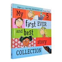 【中商原版】查理与劳拉5个故事合集 精装合辑英文原版绘本 Charlie and Lola My First Ever