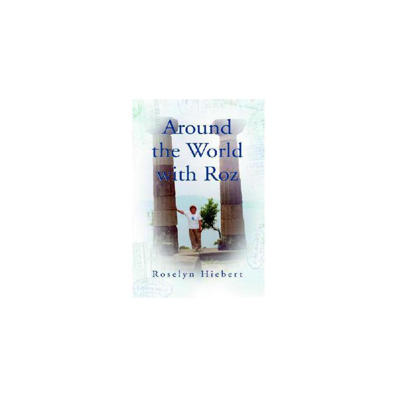 【预订】Around the World with Roz Y9781413488128 美国库房发货,通常付款后3-5周到货!