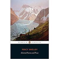 英文原版 雪莱诗文选 企鹅经典 Selected Poems and Prose (Penguin Classics)
