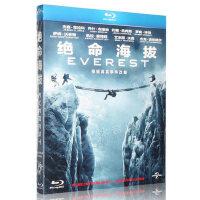 正版现货 蓝光电影 绝命海拔蓝光 BD50高清1080P光盘碟片