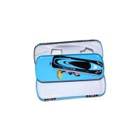 迪士尼文具盒 米奇子母盒 双层笔盒 马口铁质铅笔盒D591039