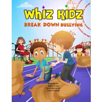 预订 Whiz Kidz Break Down Bullying [ISBN:9781974567140]