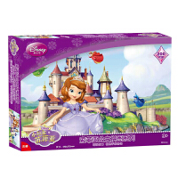 【当当自营】迪士尼拼图 索菲亚拼图益智玩具 200片装 11DF2001919
