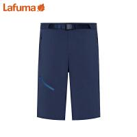 法国LAFUMA乐飞叶男士户外徒步旅行弹力五分裤中裤LMPA8BS42