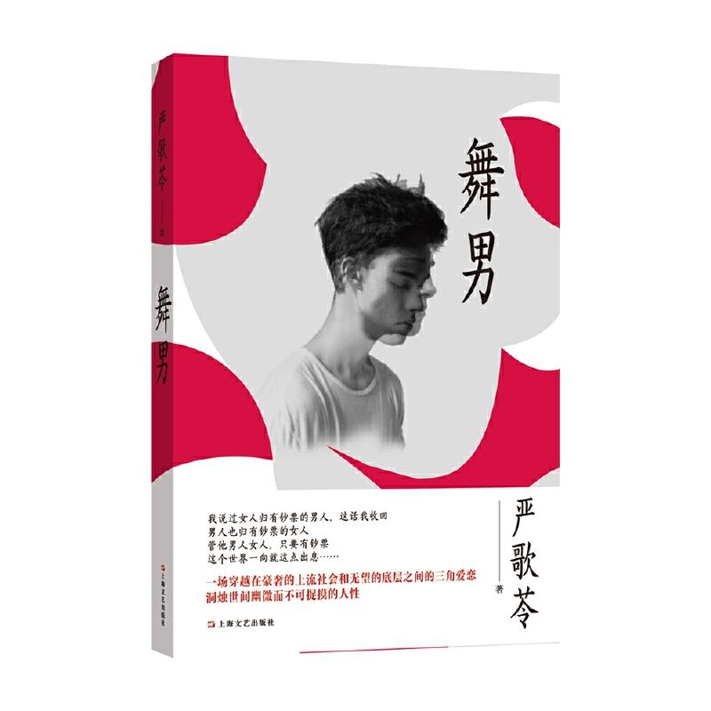 舞男(严歌苓2016作品) 冯小刚新作《芳华》原作者严歌苓经典作品