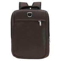 沐阳 MYA01 笔记本电脑背包 商务休闲双肩包 男女大中学生书包 户外旅行包 电脑包 13.3英寸多功能双肩包 便携