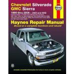 【预订】Chevrolet Silverado GMC Sierra 1999 thru 2006 2WD and 4