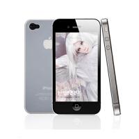ikodoo爱酷多 Apple苹果iphone4 iPhone4s手机套 半透磨砂手机壳 iphone4s保护套 iP