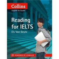 【二手旧书8成新】Collins Reading for Ielts 英文原版 Els Van Geyte 97800