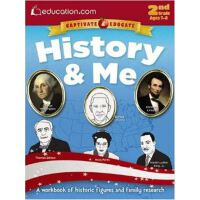 按需印刷 History & Me: A workbook of historic figures and famil
