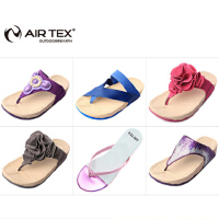 AIRTEX防滑轻便凉鞋休闲人字拖鞋夏季女式旅游沙滩鞋户外凉拖鞋