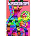 预订 Music Practice Journal: A notebook for music students [I
