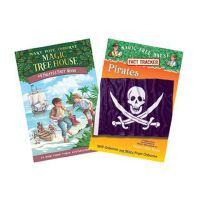 神奇树屋知识拓展(2册套装四)含神奇树屋4 + 配套百科 Magic Tree House + Fact Tracker