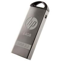 [大部分地区包邮]惠普(HP) X720w 64G 银色迷幻 3.0 64GB U盘 银色金属外观 无盖设计 *推荐