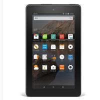 【支持礼品卡】Kindle亚马逊Fire平板 内置kindle电子书商店 安卓5.1系统 7英寸WIFI 8g内存 可扩容超长待机 IPS屏幕 黑色