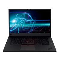 联想ThinkPad P1隐士(0FCD)15.6英寸移动工作站笔记本电脑(i7-8850H 8G 512G SSD