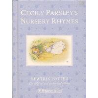 110th Anniversary Peter Rabbit Books: Cecily Parsley's Nursery Rhymes 彼得兔系列:塞西莉・帕斯利的童谣 ISBN 9780723267973