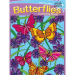 SPARK -- Butterflies Coloring Book