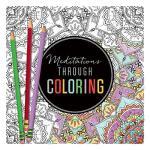 【预订】Meditations Through Coloring