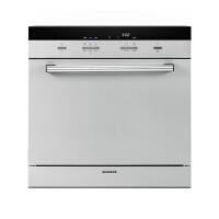 【当当自营】SIEMENS/西门子 SC73M810TI 嵌入式洗碗机家用全自动刷碗机进口