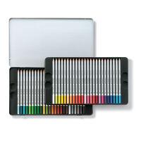 STAEDTLER施德楼 125 M48色水溶彩色铅笔
