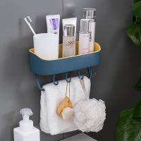 强力双吸盘浴室置物架卫生间壁挂吸壁式厨房浴室角架收纳架