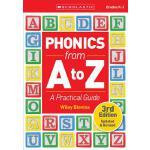 【预订】Phonics from A to Z: A Practical Guide