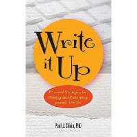 【预订】Write It Up!: Practical Strategies for Writing and Publ