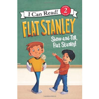 Flat Stanley: Show-and-Tell, Flat Stanley! (I Can Read Leve