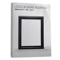 日文原版 Logo Mark In Japan Vol.5 品牌海报图形图案配色色彩LOGO商标平面设计书籍
