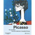 进口原版 毕加索晚期作品作品集Picasso the Late Work 来自杰奎琳毕加索的收藏