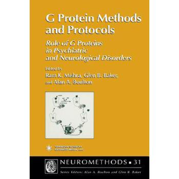 预订 G Protein Methods and Protocols: Role of G Proteins in Psychiatric and N[ISBN:9781489942906] 美国发货无法退货,约五到八周到货