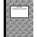 预订 Dot Grid Composition Notebook: Requested By College Stud