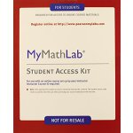 预定原版 Mymathlab - Valuepack Access Card [ISBN: 978-032126252