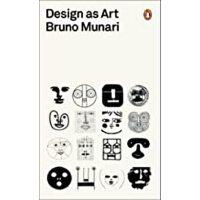 英文原版 设计即艺术 Bruno Munari: Design as Art
