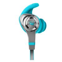 【当当自营】MONSTER/魔声iSport Intensity BT 爱运动 无线蓝牙运动耳机 带耳麦手机耳机 入耳式运动耳机 蓝色