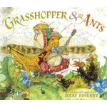 预订 The Grasshopper & the Ants [ISBN:9780316400817]