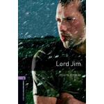 Oxford Bookworms Library: Level 4: Lord Jim 牛津书虫分级读物4级:吉姆老爷
