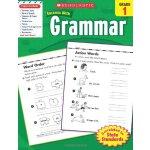 学乐助你成功:语法1级 英文原版 Scholastic success with grammar, Grade 1 S