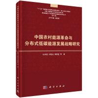 中国农村能源革命与分布式低碳能源发展战略研究