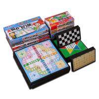 大富翁 游戏棋牌卡通超Q萌银牌版 益智游戏强手棋 休闲桌游儿童飞行棋类玩具