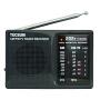 德生 R-202T袖珍式调频 老人学生收音机 调幅收音机校园广播频率  英语四六等级考试