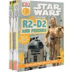 DK Readers L2 Star Wars 8册 星球大战儿童版 DK分级读物 儿童图画故事书 英文原版