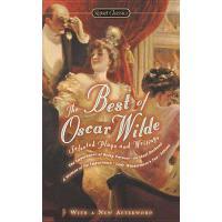 【预订】The Best of Oscar Wilde: Selected Plays and Literary Cr
