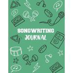 预订 Songwriting Journal: Different Musical Instruments Music