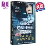 【中商原版】列�上的女孩 �影��封版 英文原版The Girl on the Train (Film Tie In)