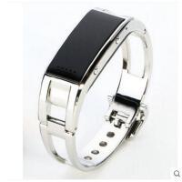 时尚智能穿戴手表蓝牙智能手环新品薄计步器男女情侣电子表 可礼品卡支付