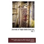 【预订】Journals of Ralph Waldo Emerson, Vol. 7