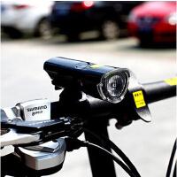 自行车配件 强光手电筒 车灯车前灯自行车山地车前灯骑行装备